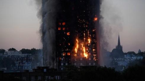 Không có công dân Việt Nam là nạn nhân vụ hỏa hoạn tại Anh - ảnh 1
