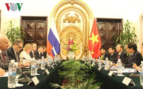 Đối thoại chiến lược ngoại giao - quốc phòng giữa Việt Nam và Nga - ảnh 2