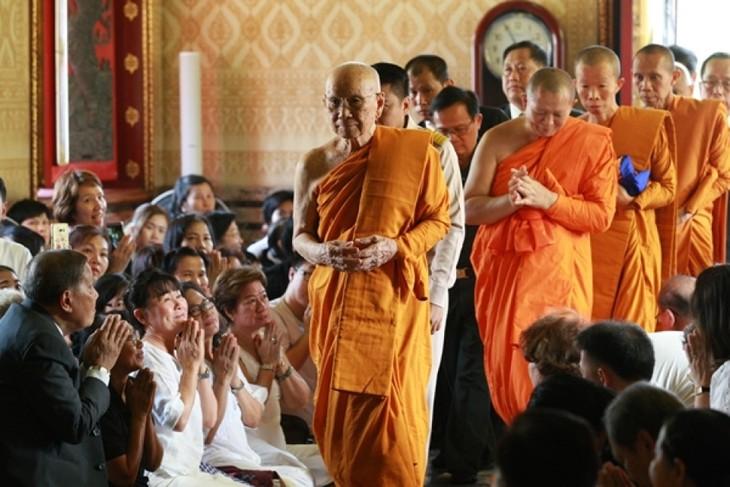 Củng cố quan hệ tốt đẹp giữa Giáo hội Phật giáo Việt Nam và Thái Lan - ảnh 1