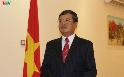 Hoạt động của cộng đồng người Việt Nam tại Qatar vẫn diễn ra bình thường - ảnh 1