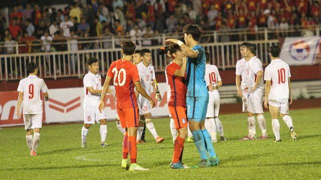 U22 Việt Nam giành vé dự vòng chung kết U23 Châu Á - ảnh 1