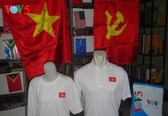 Thư viện bảo tàng DX : Tình yêu của Hazarin R Junep  với  Đài Tiếng nói Việt Nam - ảnh 2