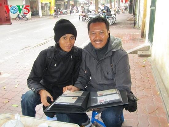 Thư viện bảo tàng DX : Tình yêu của Hazarin R Junep  với  Đài Tiếng nói Việt Nam - ảnh 4