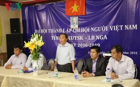 """Người đàn ông 30 năm cống hiến vì """"đại gia đình"""" người Việt ở Irkutsk - ảnh 2"""