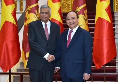 Đưa kim ngạch thương mại Việt Nam và Sri Lanka đạt 1 tỷ USD - ảnh 1