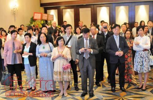 Kỷ niệm 72 năm Quốc khánh Việt Nam tại Hong Kong (Trung Quốc) - ảnh 1