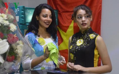 Nhà hàng mang tên Hồ Chí ở Ai Cập tôn vinh Chủ tịch Hồ Chí Minh - ảnh 3