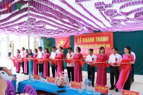 Khánh thành trạm FM Đài TNVN tại huyện Phù Yên, tỉnh Sơn La - ảnh 2