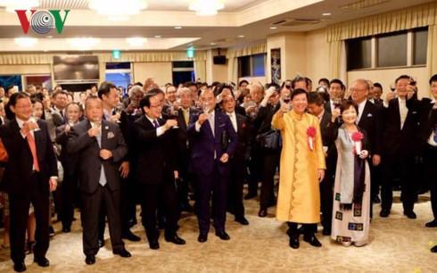Đại sứ quán Việt Nam tại Nhật Bản kỷ niệm 72 năm Quốc khánh 2/9 - ảnh 2