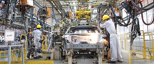 Để Việt Nam tham gia vào thị trường sản xuất ô-tô - ảnh 1