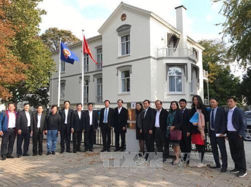 Thành phố Hồ Chí Minh tăng cường hợp tác với Hà Lan về phát triển nông nghiệp - ảnh 1