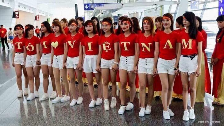Gặp gỡ chào mừng Ngày Phụ nữ Việt Nam tại Đài Loan (Trung Quốc) - ảnh 3