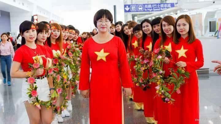 Gặp gỡ chào mừng Ngày Phụ nữ Việt Nam tại Đài Loan (Trung Quốc) - ảnh 4