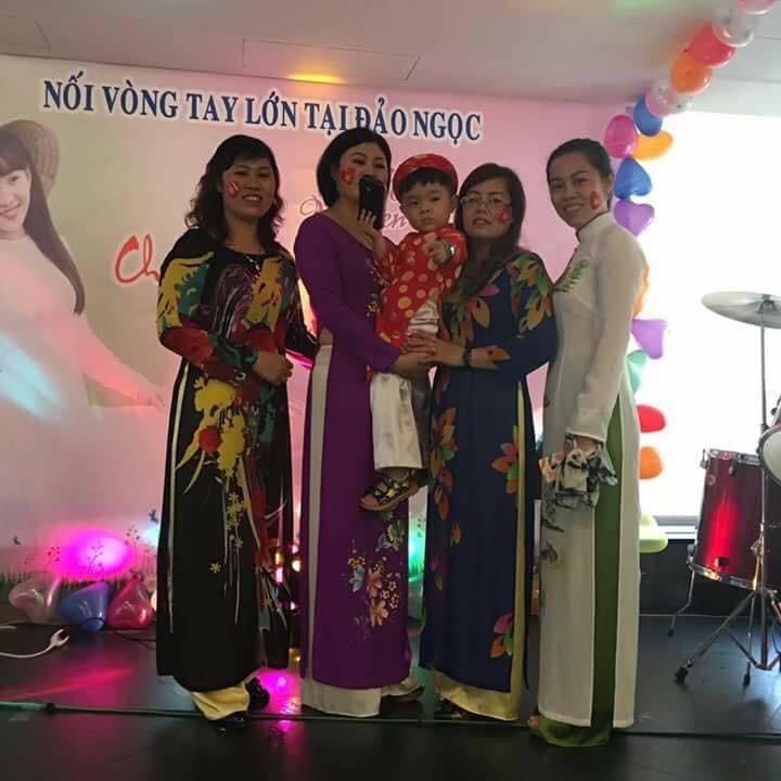 Gặp gỡ chào mừng Ngày Phụ nữ Việt Nam tại Đài Loan (Trung Quốc) - ảnh 6