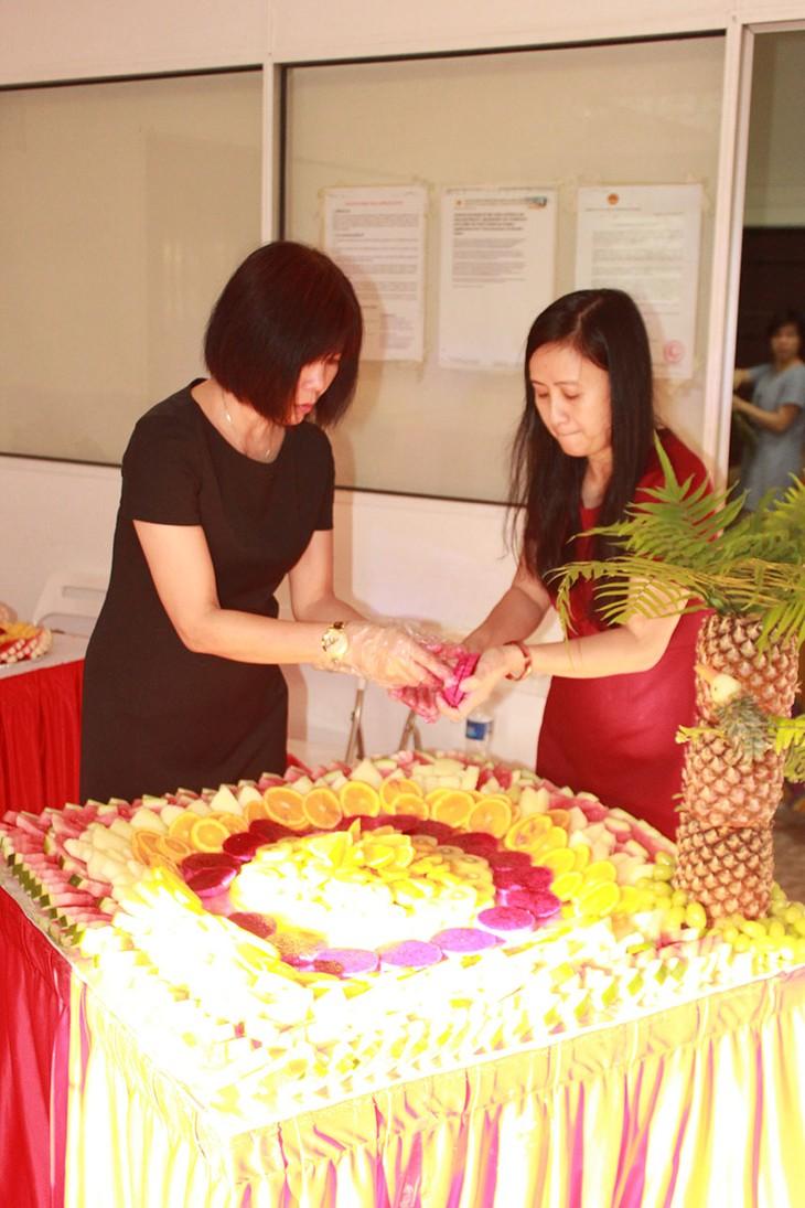 Tết Trung thu đậm bản sắc Việt tại Singapore - ảnh 9