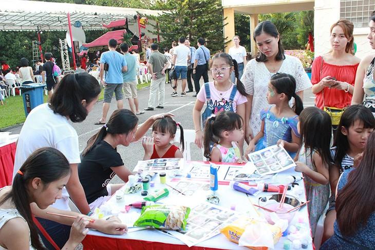 Tết Trung thu đậm bản sắc Việt tại Singapore - ảnh 6
