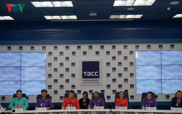 Đoàn đại biểu Việt Nam sẽ tham gia Liên hoan thanh niên, sinh viên thế giới lần thứ 19 tại Sochi - ảnh 1