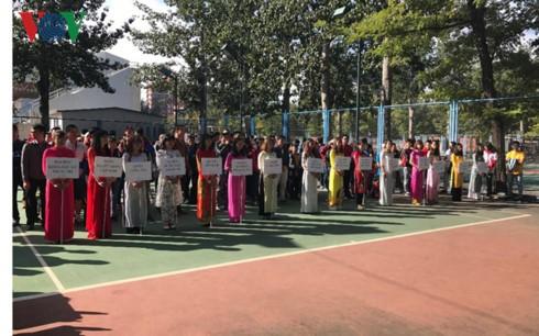 Hội thao cộng đồng người Việt Nam tại Bắc Kinh năm 2017 - ảnh 1