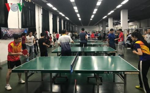 Hội thao cộng đồng người Việt Nam tại Bắc Kinh năm 2017 - ảnh 3