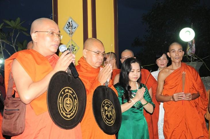 Đại lễ cầu siêu tri ân anh hùng liệt sỹ hy sinh vì biển, đảo Việt Nam - ảnh 1