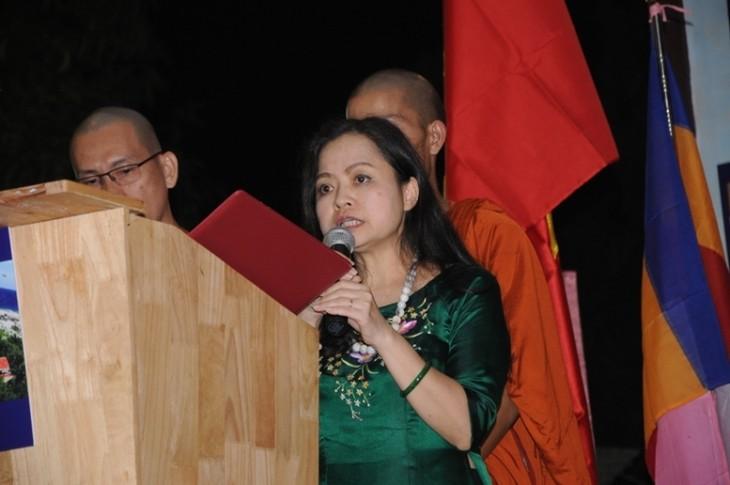Đại lễ cầu siêu tri ân anh hùng liệt sỹ hy sinh vì biển, đảo Việt Nam - ảnh 2