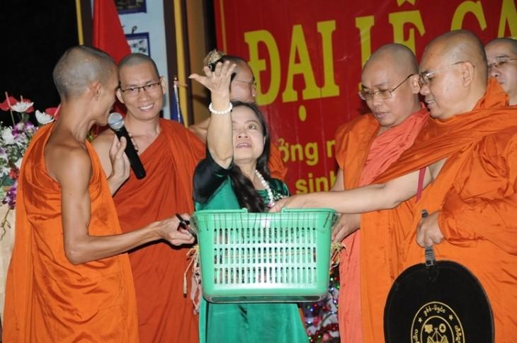 Đại lễ cầu siêu tri ân anh hùng liệt sỹ hy sinh vì biển, đảo Việt Nam - ảnh 5