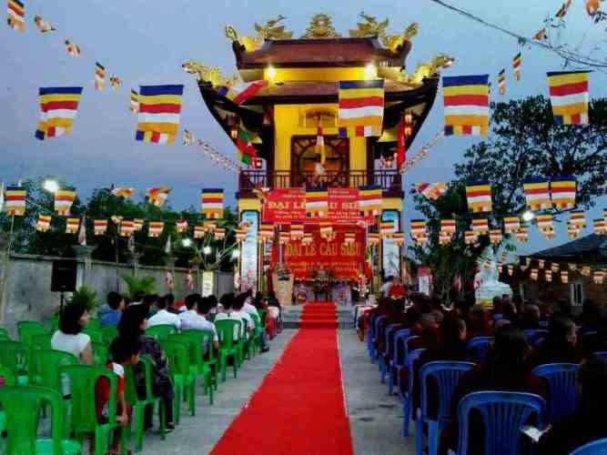 Đại lễ cầu siêu tri ân anh hùng liệt sỹ hy sinh vì biển, đảo Việt Nam - ảnh 3