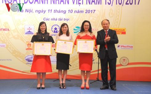 Doanh nghiệp, doanh nhân Việt Nam đồng hành cùng đất nước hội nhập toàn cầu - ảnh 1
