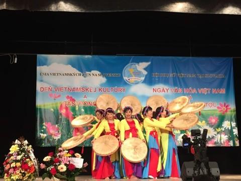 Sôi nổi Ngày văn hoá Việt Nam tại Bratislava, Slovakia - ảnh 13