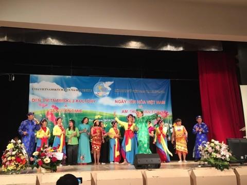 Sôi nổi Ngày văn hoá Việt Nam tại Bratislava, Slovakia - ảnh 14
