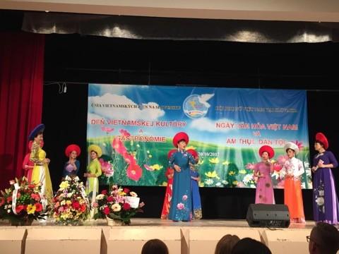 Sôi nổi Ngày văn hoá Việt Nam tại Bratislava, Slovakia - ảnh 6