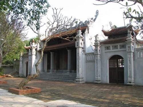 Khu di tích danh thắng chùa Bà Đanh - Núi Ngọc - ảnh 1