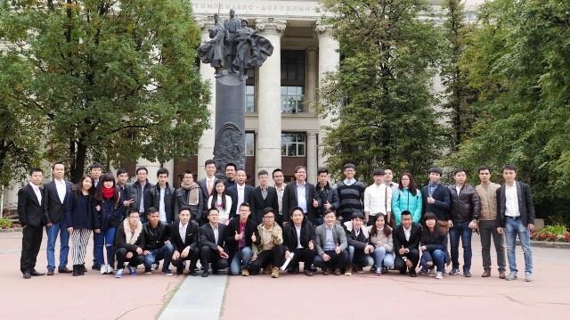 Bộ trưởng Bộ Giáo dục – Đào tạo Phạm Vũ Luận thăm Liên bang Nga  - ảnh 4
