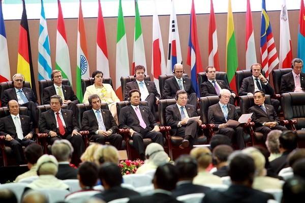 Hội nghị cấp cao Á - Âu lần thứ 10: Thúc đẩy đối thoại vì sự phát triển bền vững - ảnh 1