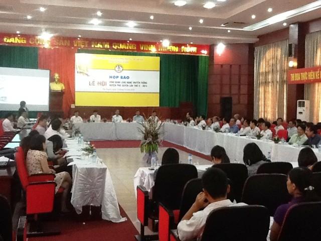 Tinh hoa làng nghề truyền thống huyện Phú Xuyên, Hà Nội - ảnh 1