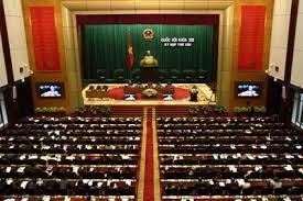 Kỳ họp thứ 8, Quốc hội khóa XIII sẽ thông qua nhiều luật liên quan đến tổ chức bộ máy Nhà nước - ảnh 1