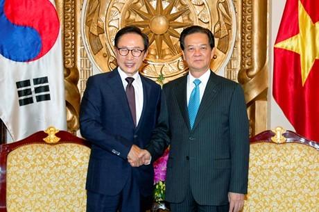 Việt Nam và Hàn Quốc có mối quan hệ điển hình hướng đến tương lai - ảnh 1