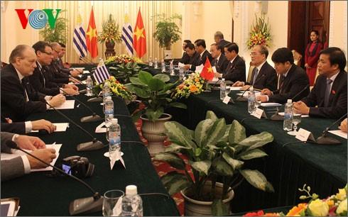 Thúc đẩy quan hệ hữu nghị Quốc hội Việt Nam và Cộng hòa Đông Uruguay thiết thực và hiệu quả - ảnh 1