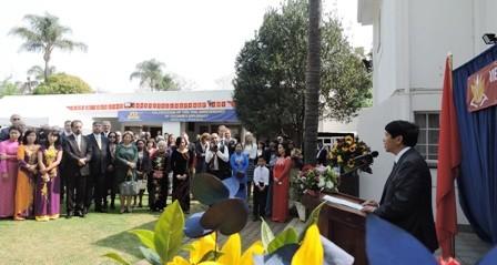 Kỷ niệm 70 năm quốc khánh Việt Nam tại Nam Phi - ảnh 2