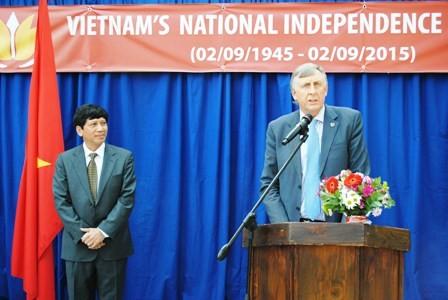 Kỷ niệm 70 năm quốc khánh Việt Nam tại Nam Phi - ảnh 3