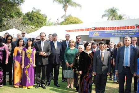Kỷ niệm 70 năm quốc khánh Việt Nam tại Nam Phi - ảnh 5
