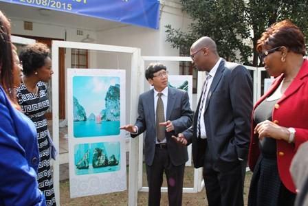 Kỷ niệm 70 năm quốc khánh Việt Nam tại Nam Phi - ảnh 7