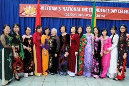 Kỷ niệm 70 năm quốc khánh Việt Nam tại Nam Phi - ảnh 8