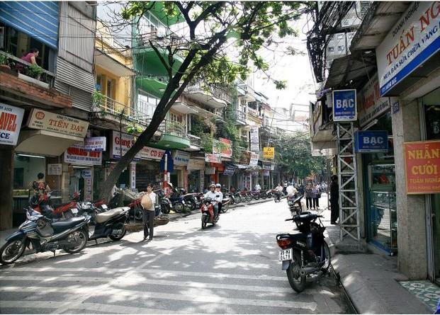Hàng Bạc, phố nghề độc đáo ở Hà Nội  - ảnh 1