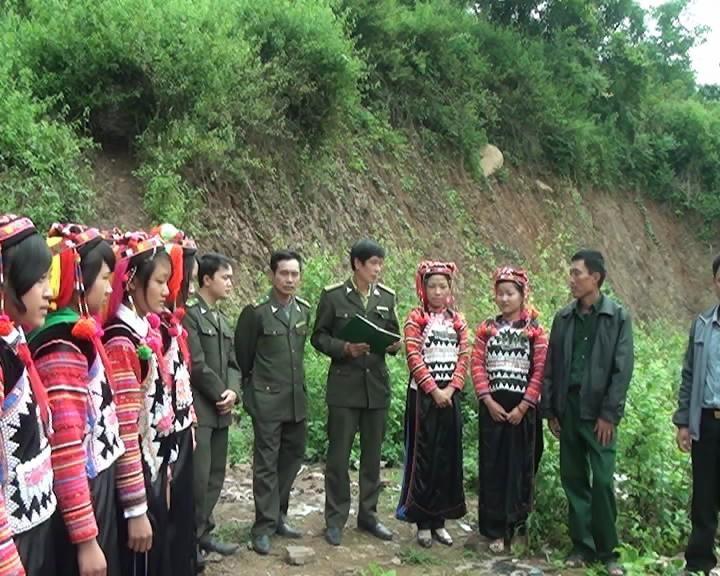 Tục cúng rừng, bảo vệ nguồn nước của người Hà Nhì - ảnh 3