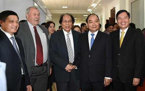 Thủ tướng Nguyễn Xuân Phúc chủ trì Hội nghị xúc tiến đầu tư và quảng bá du lịch tỉnh Lai Châu - ảnh 1
