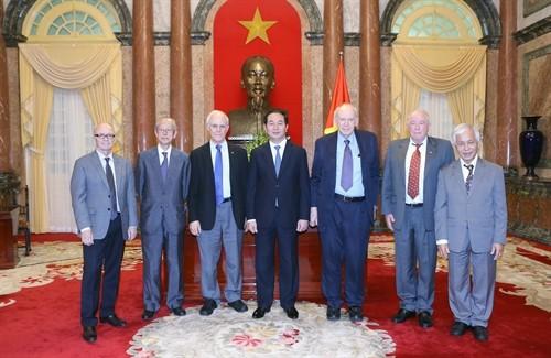 Chủ tịch nước Trần Đại Quang: Thành tựu của Việt Nam có sự đóng góp tích cực của khoa học-công nghệ - ảnh 1