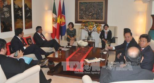 Việt Nam thúc đẩy hợp tác giữa ASEAN và Liên minh Thái Bình Dương  - ảnh 1