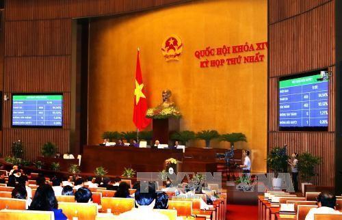 Quốc hội bầu Phó Chủ tịch nước, các chức danh đứng đầu cơ quan tư pháp - ảnh 1