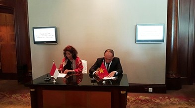 Indonesia và Việt Nam thúc đẩy hợp tác trong lĩnh vực biển và nghề cá  - ảnh 1